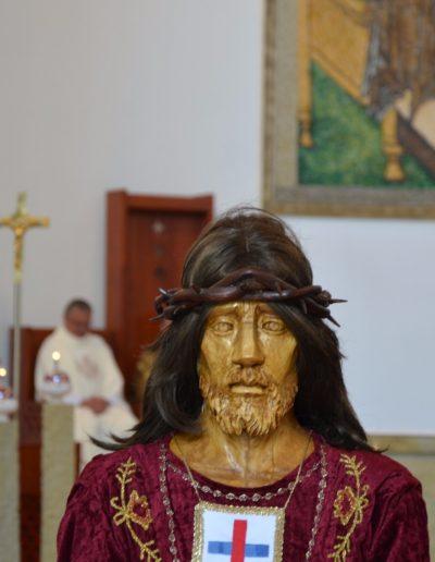 Figura Jezusa prześladowanego