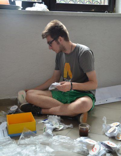 Ciężko pracujacy Michał